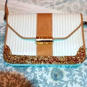 Awesome 1 of a kind Fendi shoulder bag